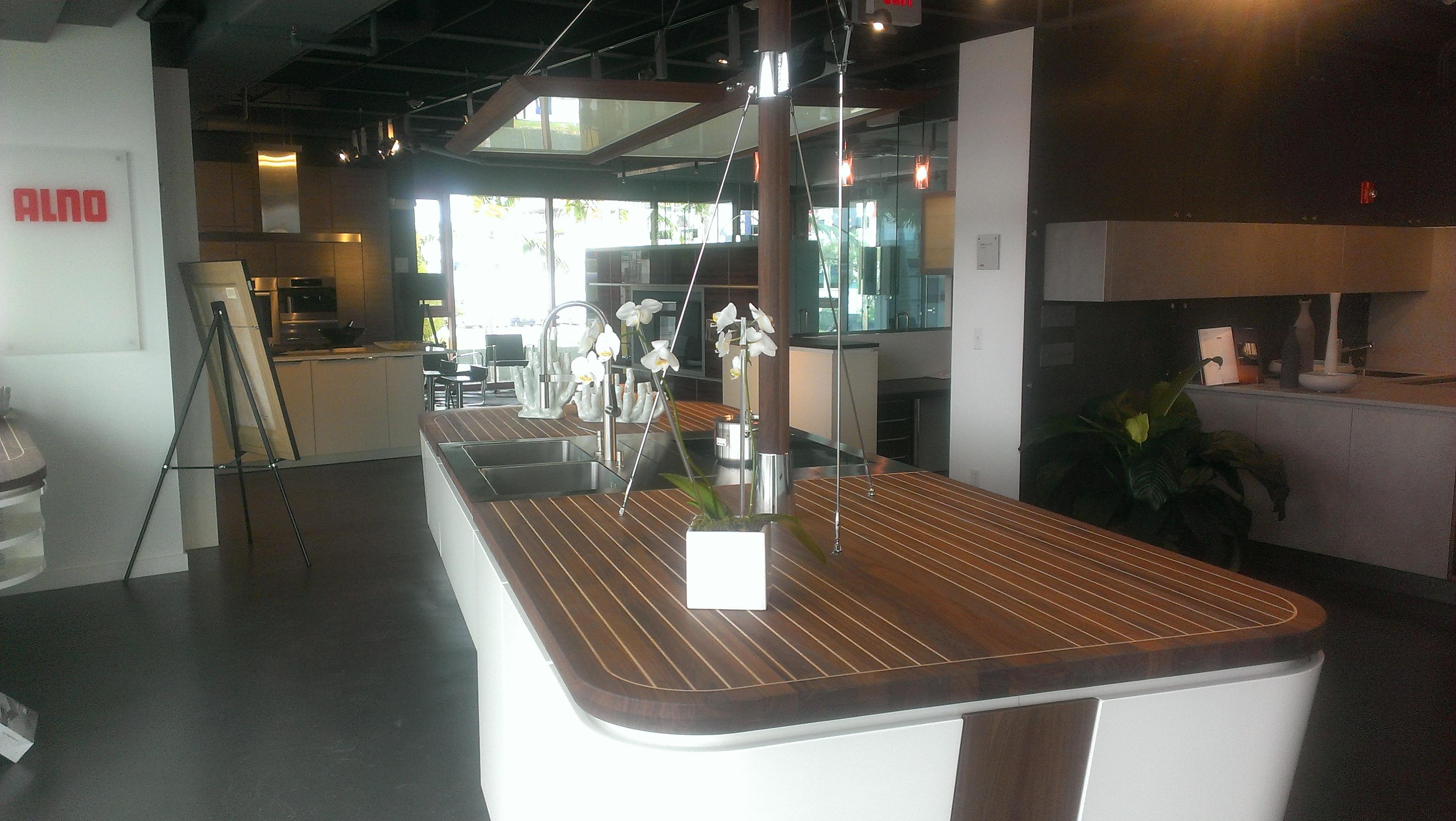 ALNO Kitchens New Miami Showroom