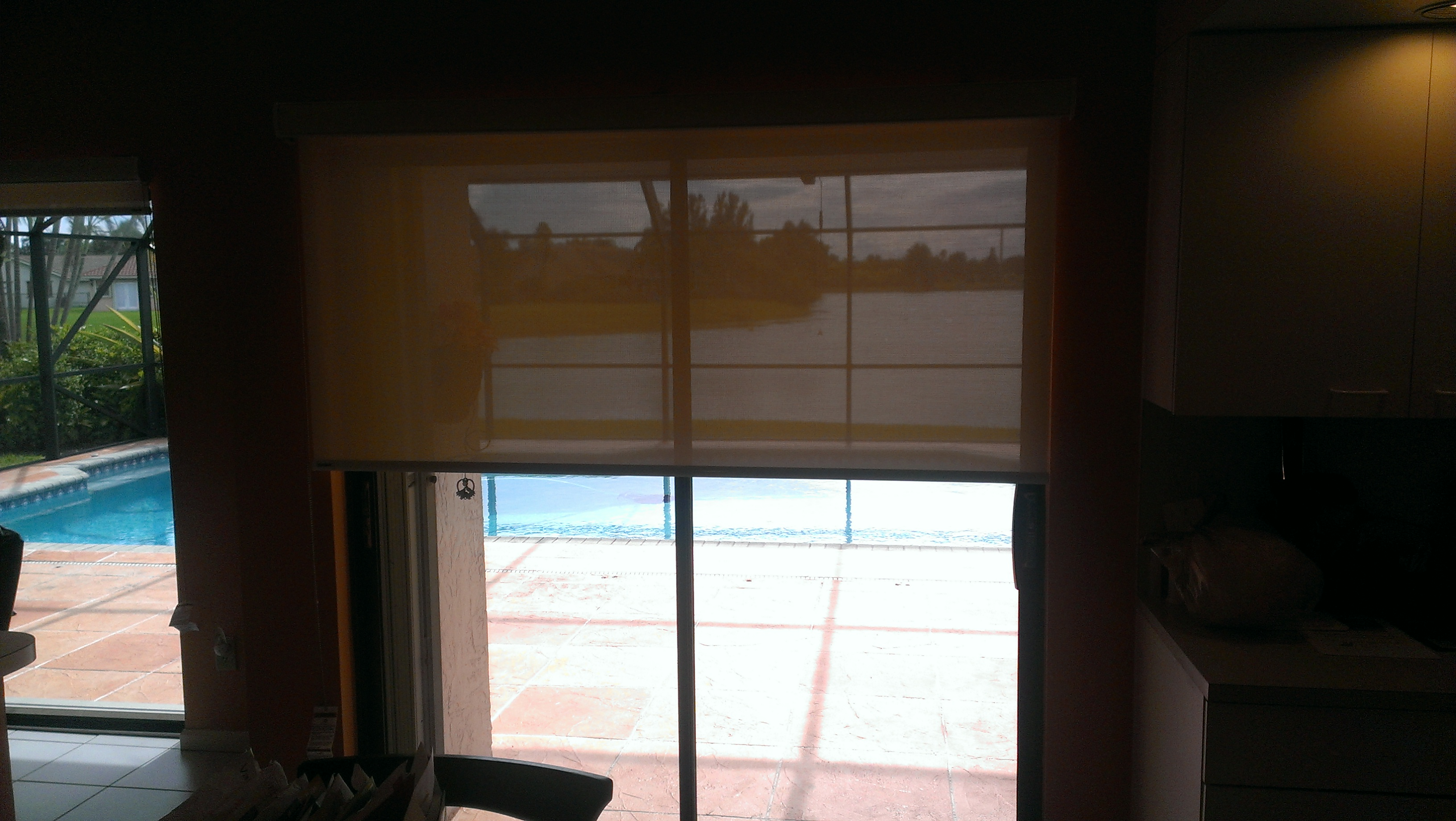 menu lusto ll pelmet clay fabric roller window senses highline with blinds