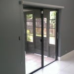Sliding Glass Door Roller Shade