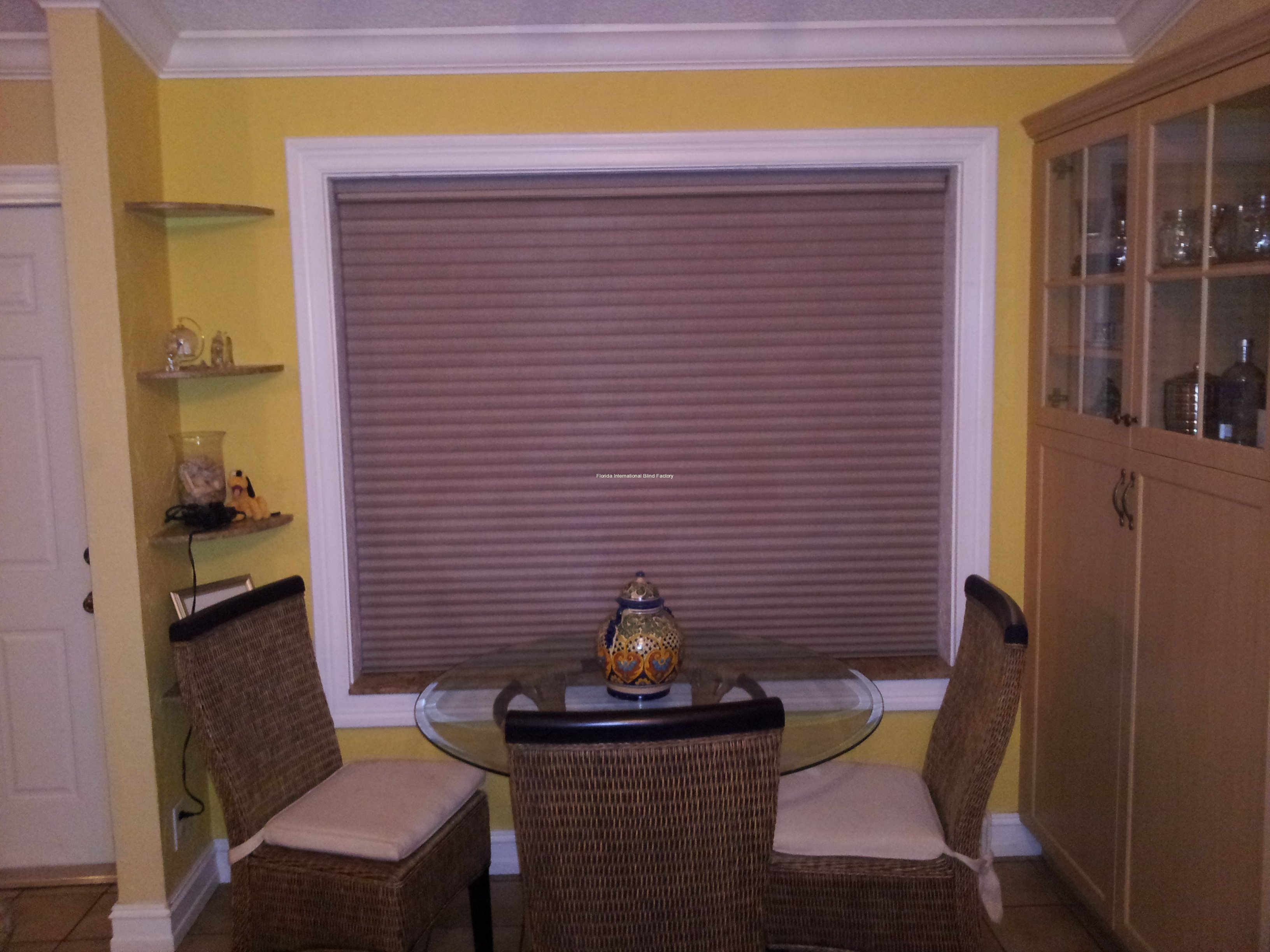 Hunter douglas duette honeycomb shades manufacturers of for Hunter douglas motorized blinds parts