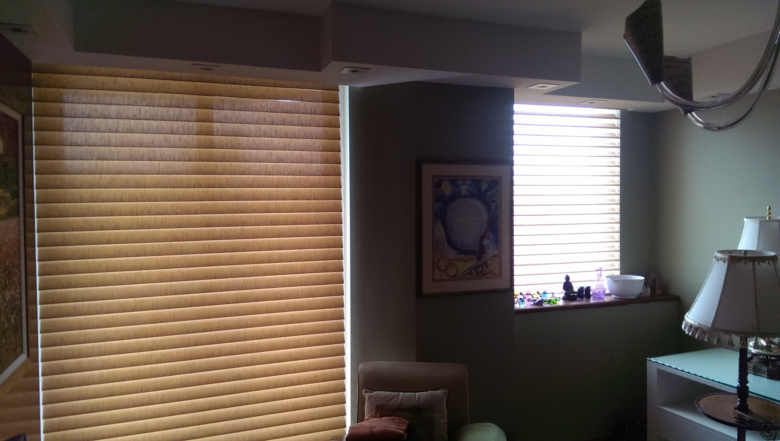 by pin la silhouette lee shade mike shangri blinds sunroom duo shades on