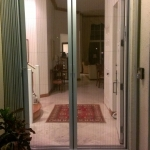 Front Door - Center Open Retractable Screen