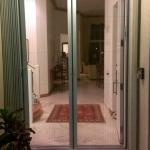 Front Door - Center Open Retractable Screen