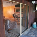 Retractable Screen Double Door