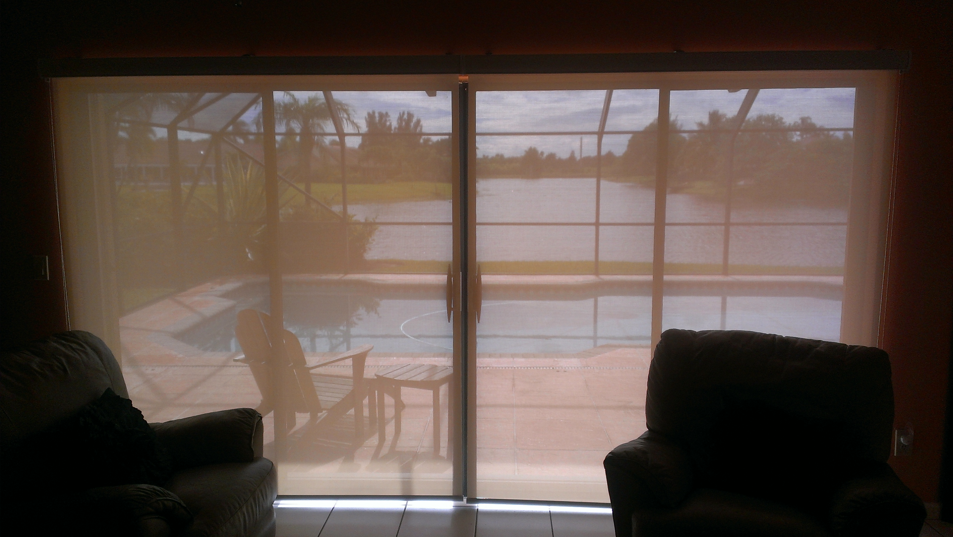 Decorative Roller Shades For Windows : Roller shades manufacturers of custom window treatments