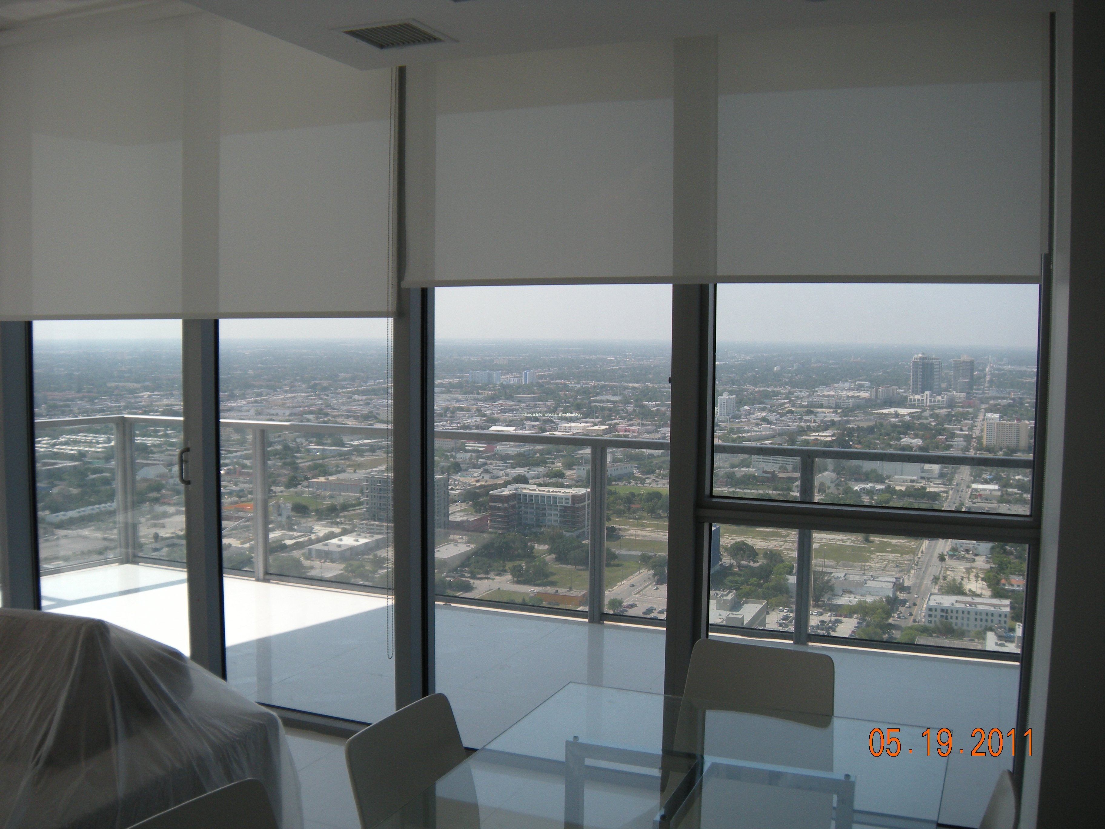 Custom Roller Shades For Windows : Roller shades manufacturers of custom window treatments