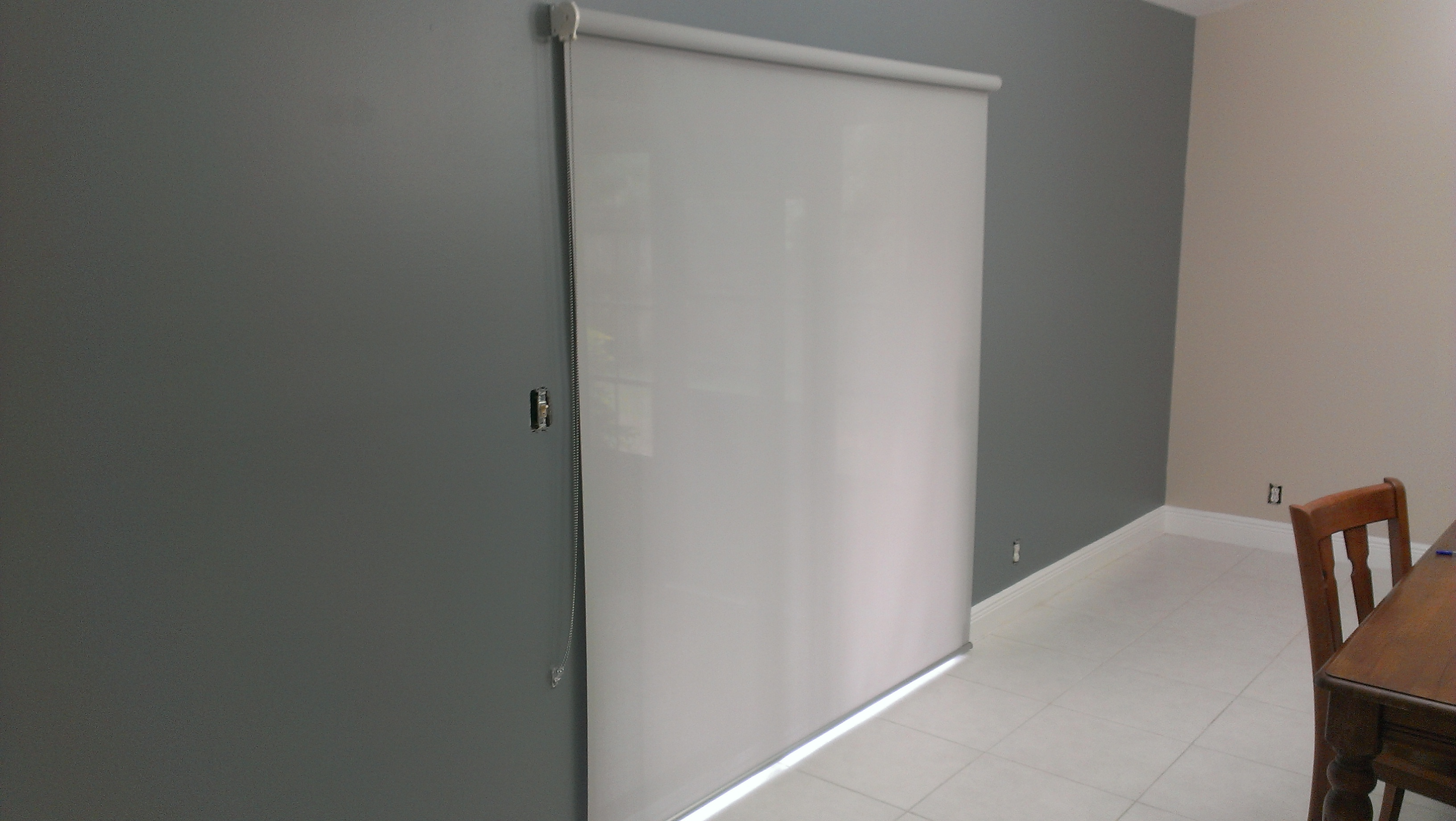Custom size sliding doors for Door roller blinds