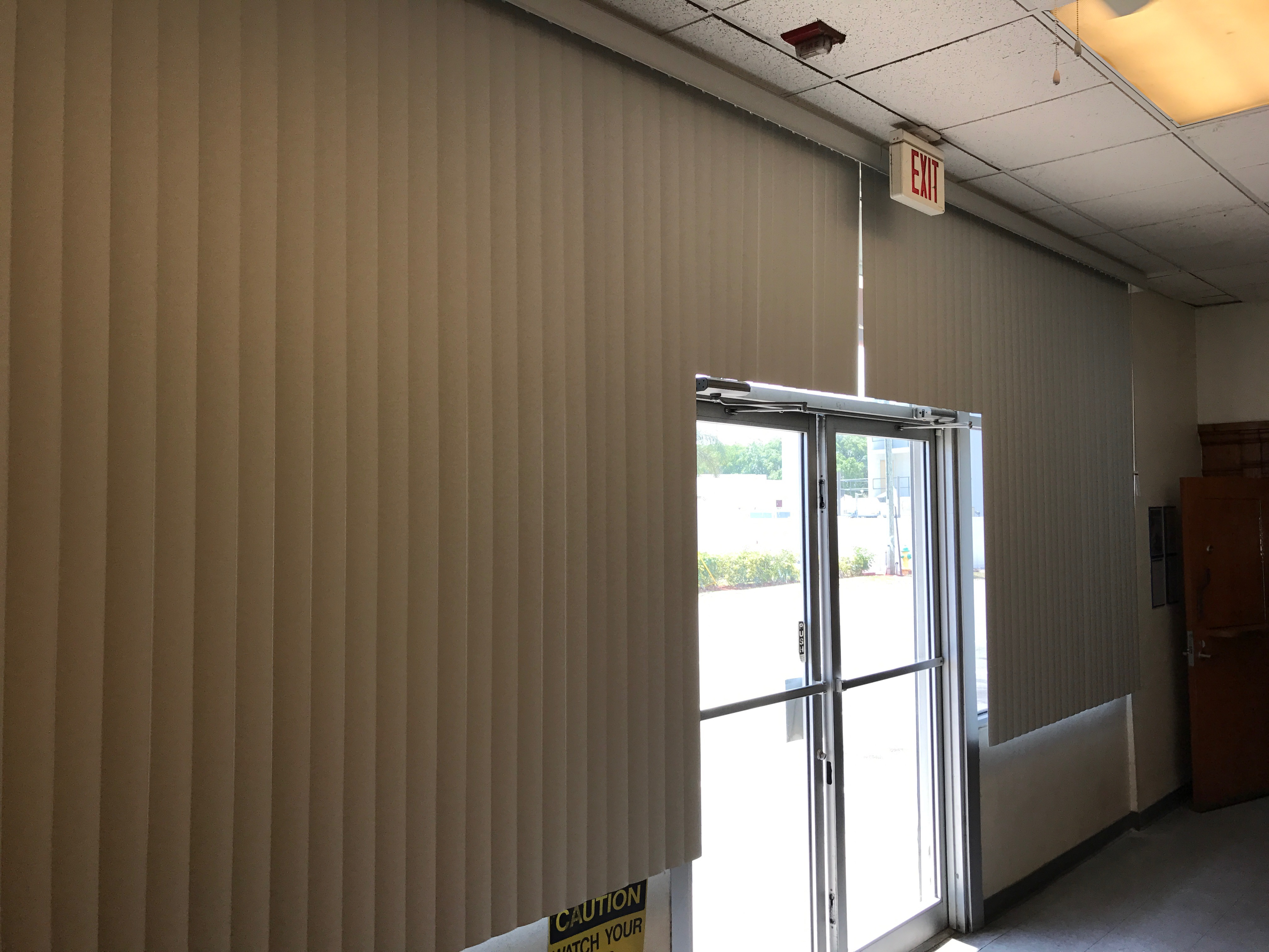 paper pin fabric nordic col window commercial black vista yarn blinds woodnotes roller cotton minimalistic