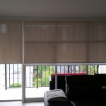 3% Chalk/Soft Gray Roller Shades