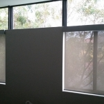 5% Chalk/Soft Gray Roller Shades